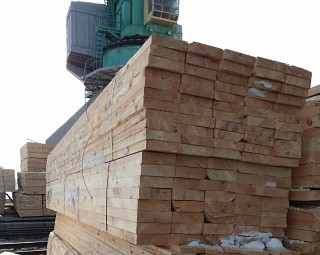 Softwood lumber in Iran KD